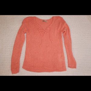 Old Navy Peach Sweater